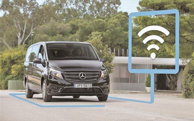mercedes benz vito tourer dark edition wifi. Black Bedroom Furniture Sets. Home Design Ideas