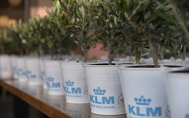 KLM: Στη Μαρίνα Φλοίσβου το LifeGate Plasticless Project