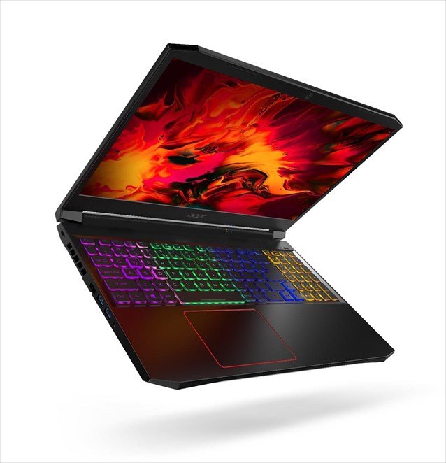 nea acer gaming notebooks me epeksergastes intel core 10is genias 03