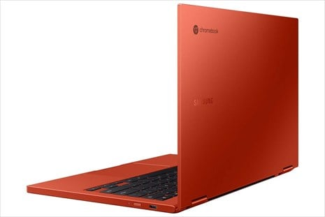 galaxy chromebook 2 ps3red