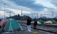 Thessaloniki business association: 4 mln€ in losses from blocked rail line at Idomeni