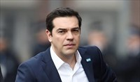 Tsipras in China in early July: govt sources