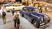 Techno Classica: Με τις ναυαρχίδες της Opel
