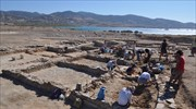 Remains of temple dedicated to Apollo revealed on small islet west of Antiparos