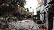 Two deaths from earthquake-related damage on island of Kos