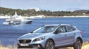 V40 Cross Country Τ3 1.5 Auto: 21.900 ευρώ με δωρεάν πακέτο business