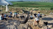 Large Mycenaean-era engraved tomb discovered in south-central Greece