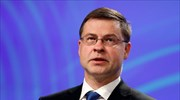 Dombrovskis: Concluding third review depends on fulfilling prior actions; Tsipras govt preferred higher taxes