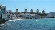 Finance ministry suspends beach license for Nammos club on Mykonos