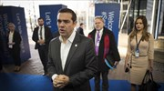 Tsipras from Sweden calls for change of Europe