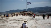 BoG: Average spending per tourist on Greek holiday in 2017 at 536.3€; double for Spain
