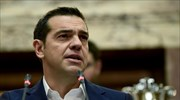 Greek PM echoes foreign ministry position: