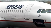 Αegean surpasses 13 million threshold in terms of passengers for 2017