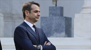 Mitsotakis declines briefing by DM;