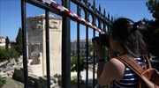 First work-stoppage of the tourism season at archaeological sites decried by travel agents