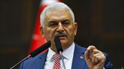 Turkish PM criticizes Tsipras for not handing over alleged coup participants; says his govt can