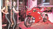 Ducati Athens: Πρεμιέρα της νέας Panigale V4