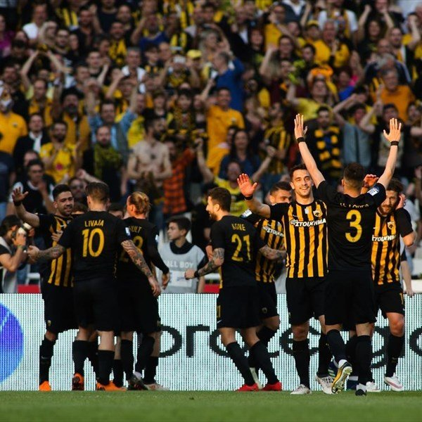AEK Athens crowned Greek football champions for 2017-18; court appeal by PAOK rejected