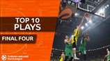 Top 10 Plays of the Final Four
