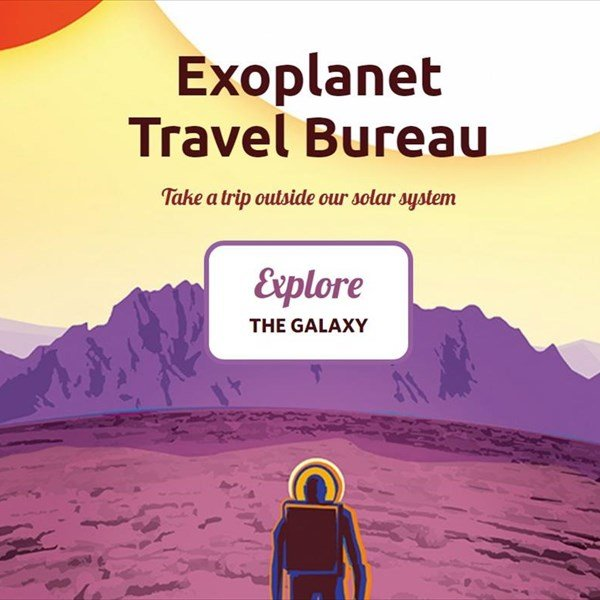 Exoplanet Travel Bureau Virtual Trips To Distant Exoplanets From