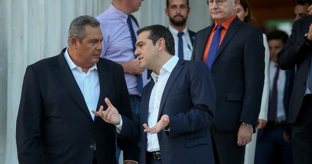 tsipras-kammenos-meeting-on-sunday-morning