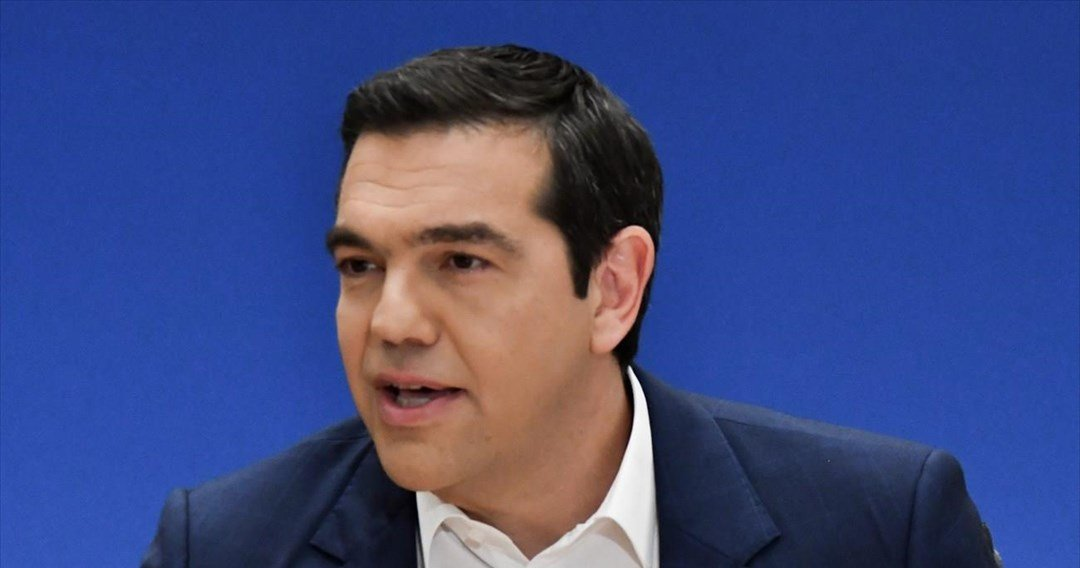Tsipras promises a 50€ hike in monthly pension rates for all, but in 2020, after general election