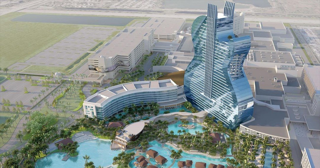 Hard Rock to 'N': Integrated resort casino project at Helleniko site worth one billion euros